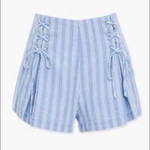 Blue Shorts Forever 21 BRAND NEW